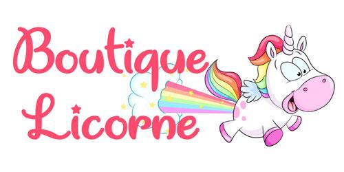 Logo Boutique Licorne